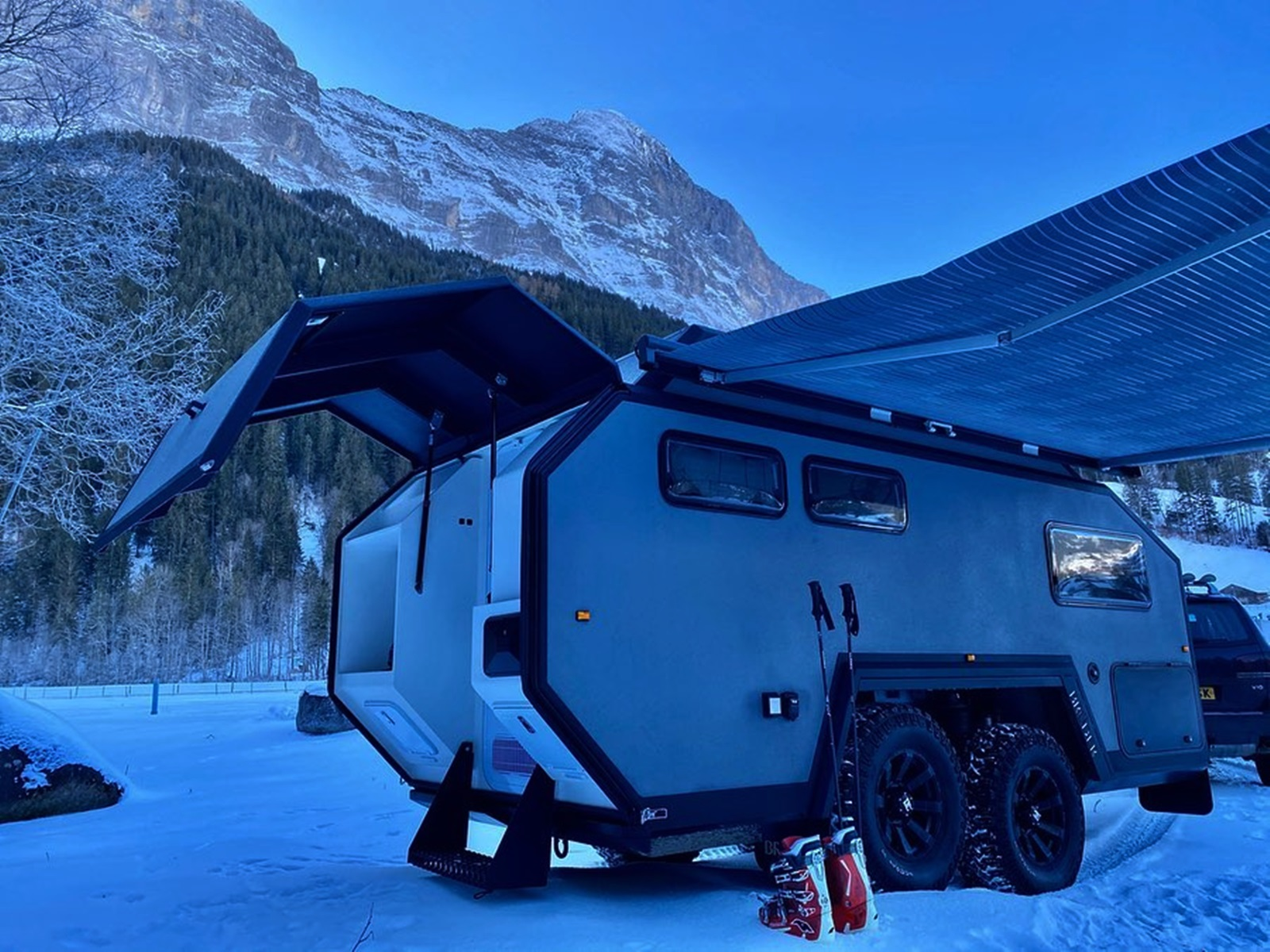 Bruder Exp 6 Gt Expedition Trailer 14