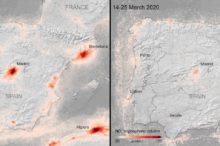 Cómo ha disminuido la contaminación en España con el Estado de Alarma