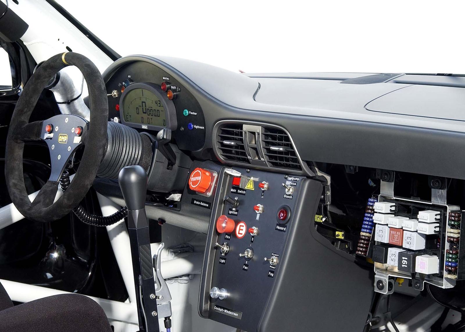 Evolución Volantes Porsche (3)