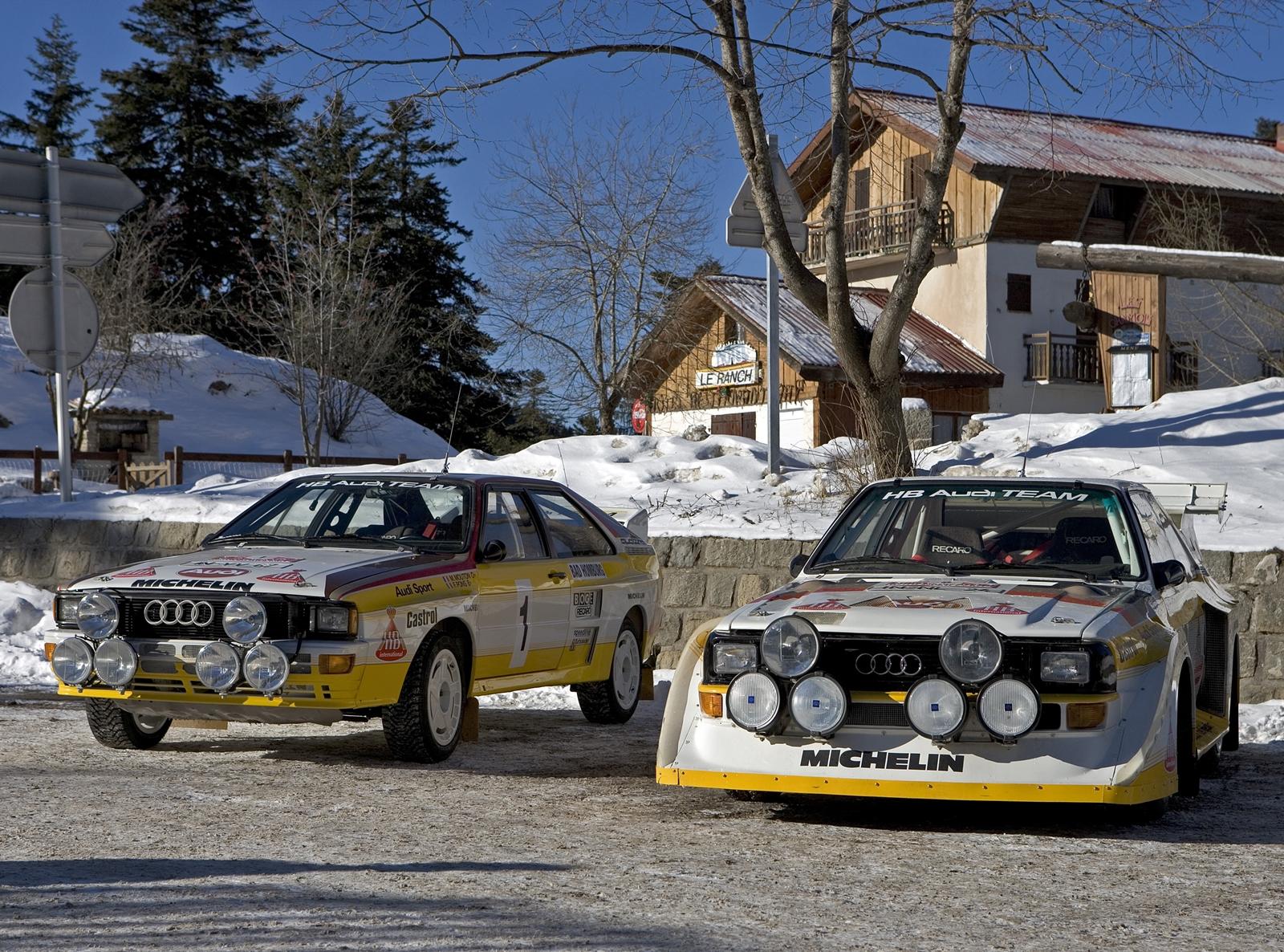 Historia Audi Quattro (1)