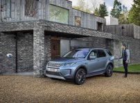 Land Rover Discovery Sport P300e Phev 2