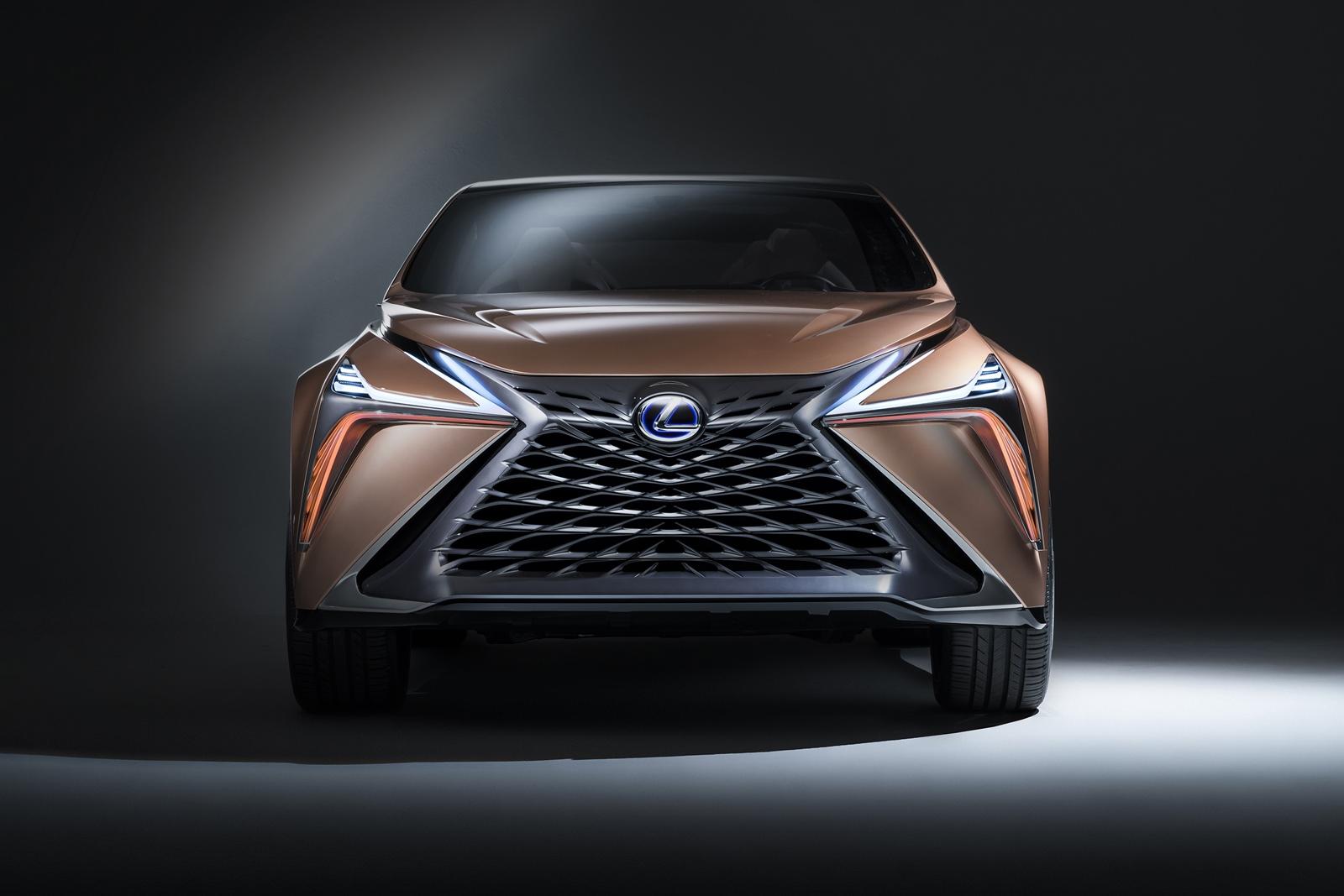 Lexus Lf 1 Concept Photo: James Lipman / Jameslipman.com