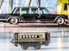La historia tras la denominación 'Pullman' de Mercedes