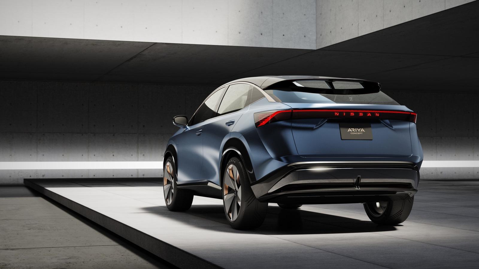 Nissan Ariya Concept 16