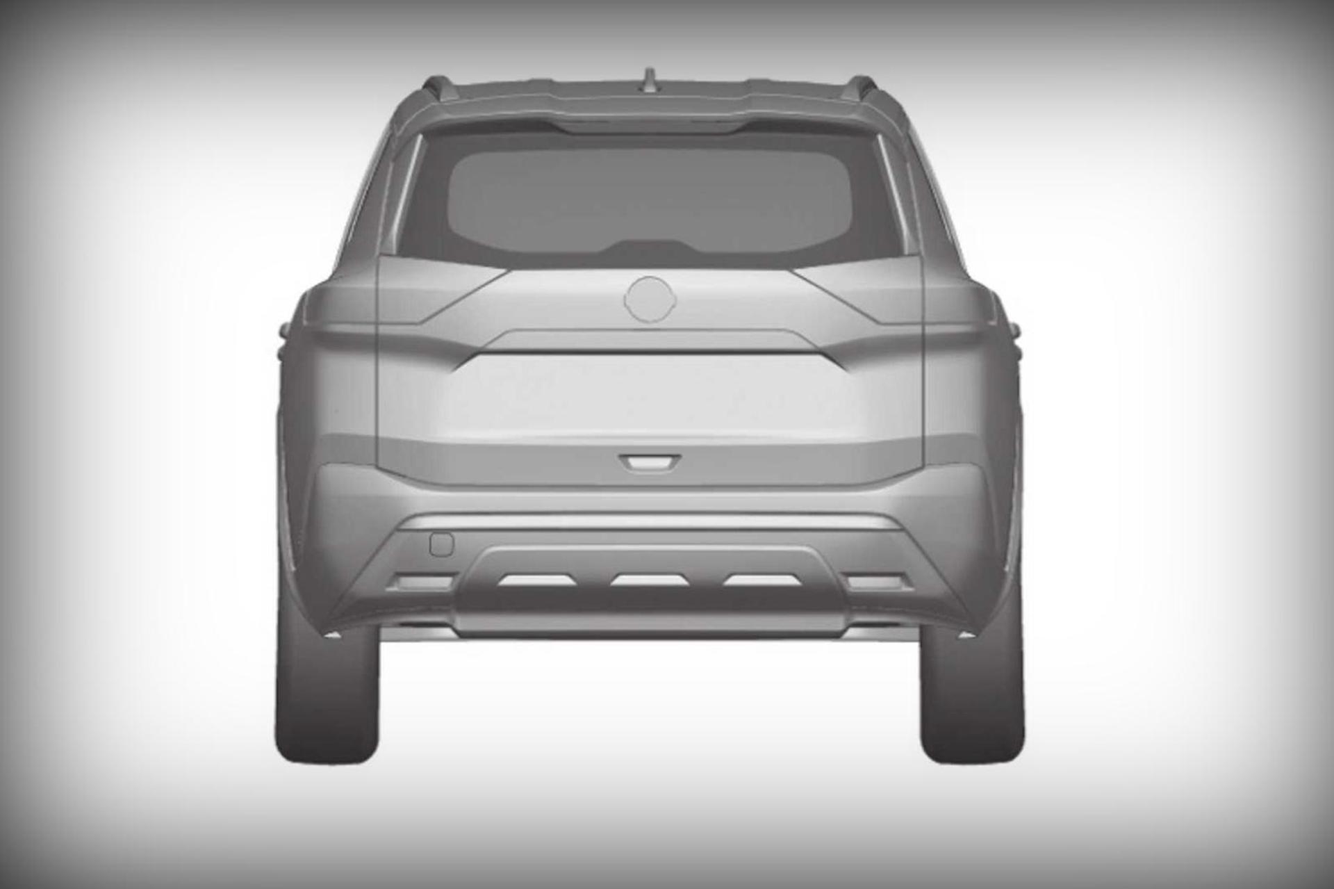 Nissan X Trail 2021 Filtracion 2