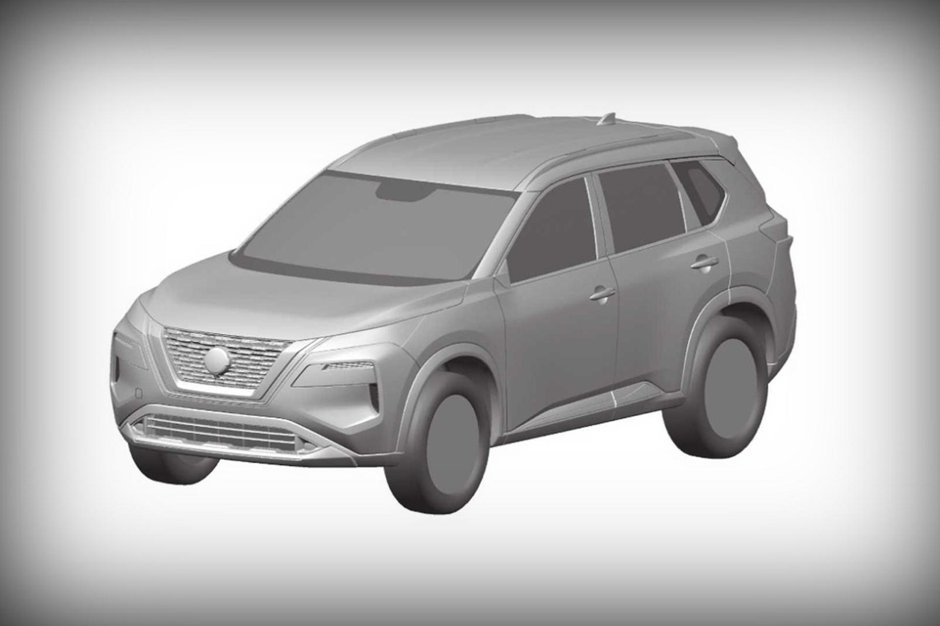 Nissan X Trail 2021 Filtracion 3