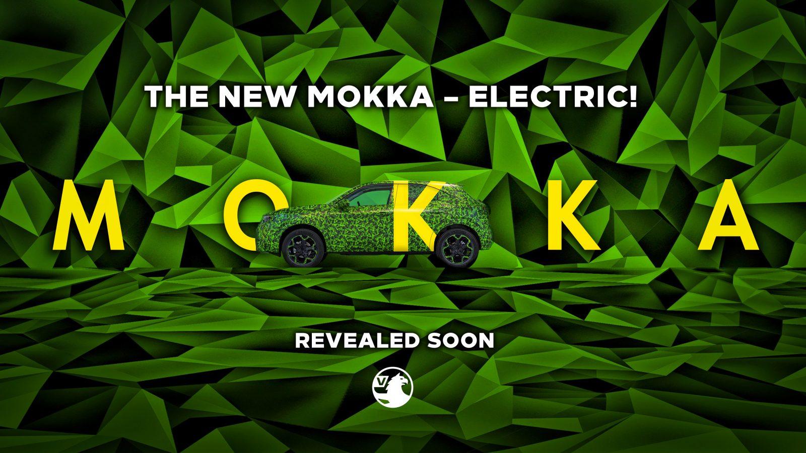 Vauxhall Mokka EV