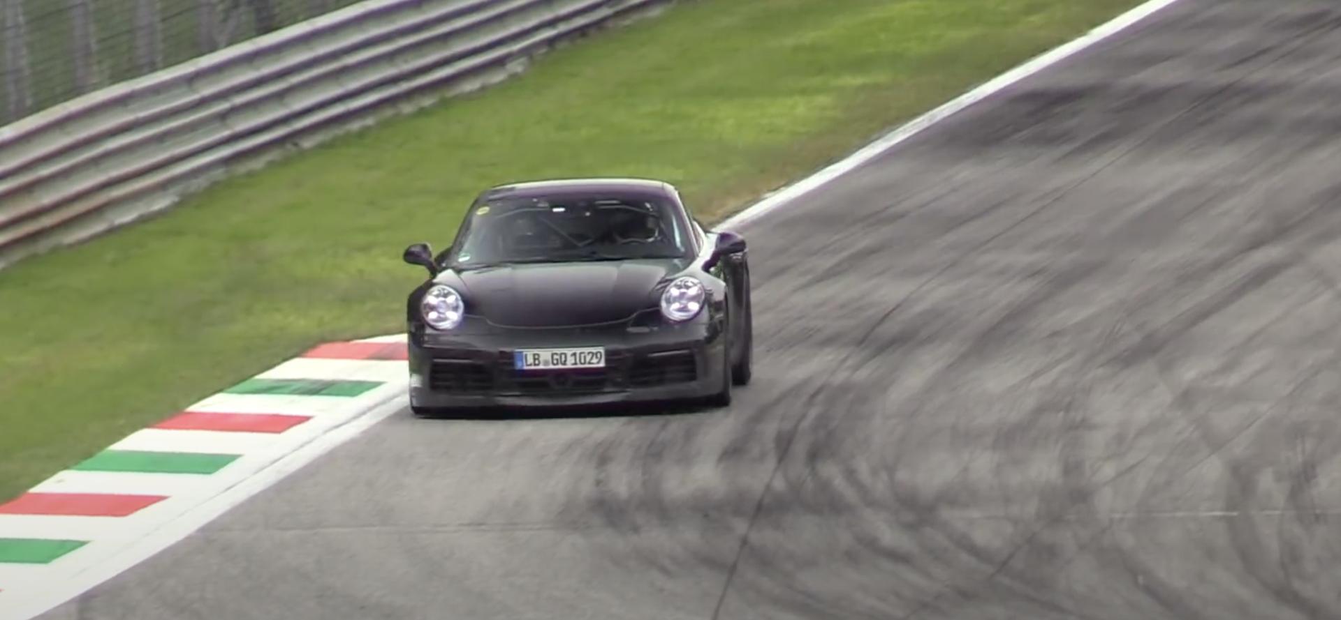 Porsche 911 Gt3 992 2020 1