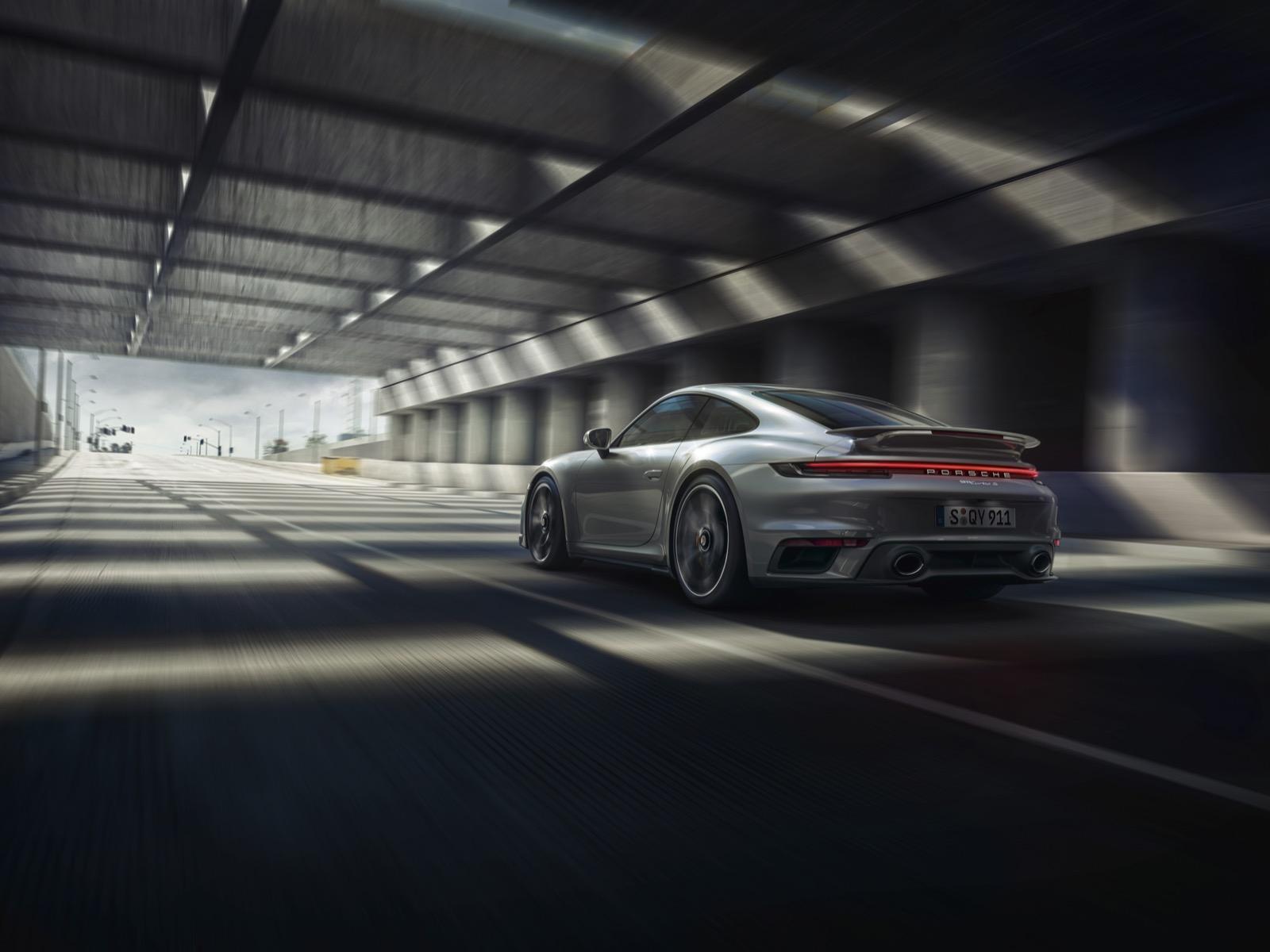 Porsche 911 Turbo 11