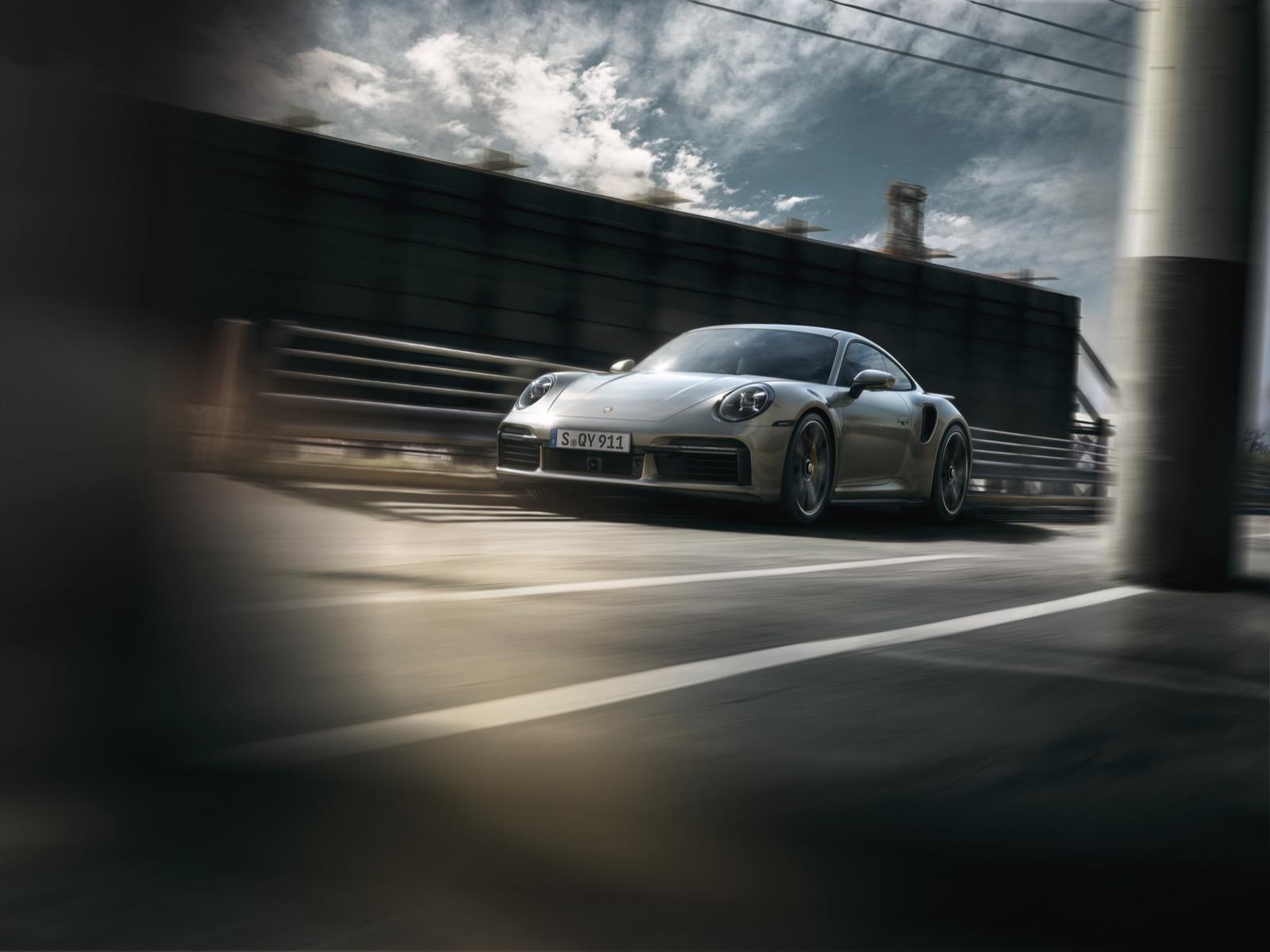 Porsche 911 Turbo 12