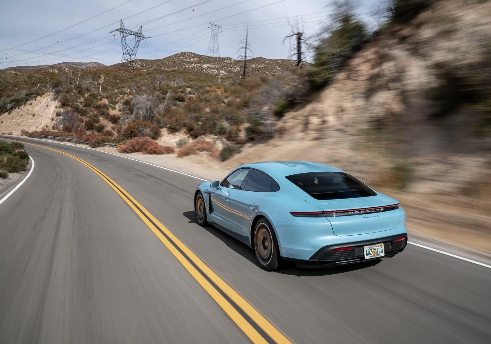 Porsche Taycan Mas Barato (2)