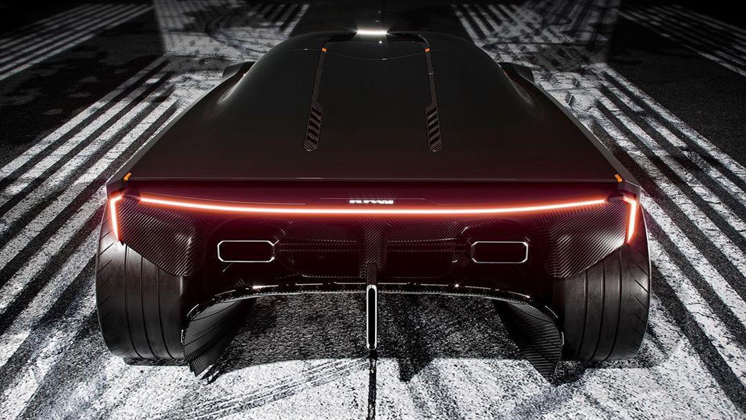 Raw Koenigsegg 5