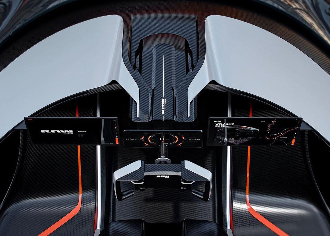 Raw Koenigsegg 9