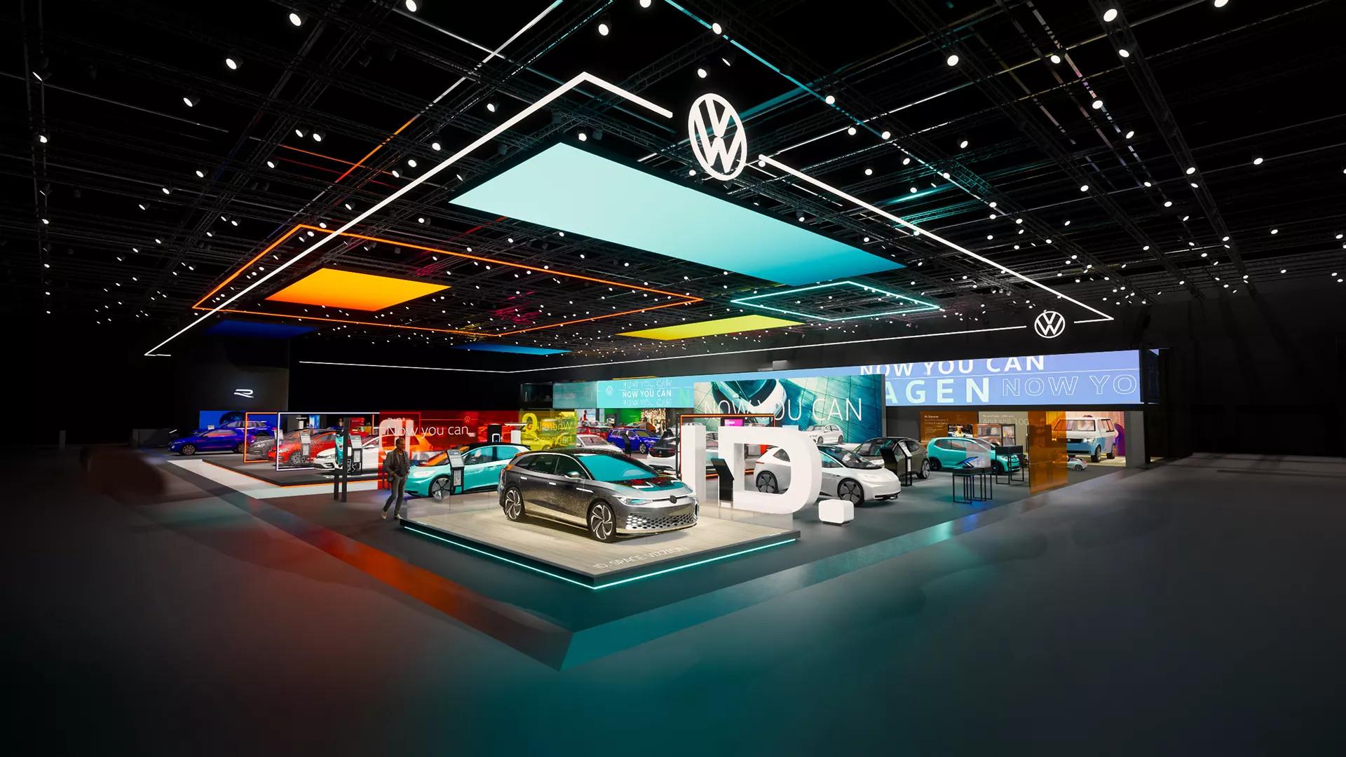 Virtual Tour Volkswagen