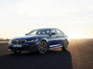 El nuevo BMW Serie 5 eléctrico ofrecerá una berlina en paralelo a la de la familia de los BMW i