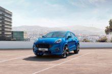El Ford Puma amplía su oferta con un nuevo motor diésel y una caja de cambios automática
