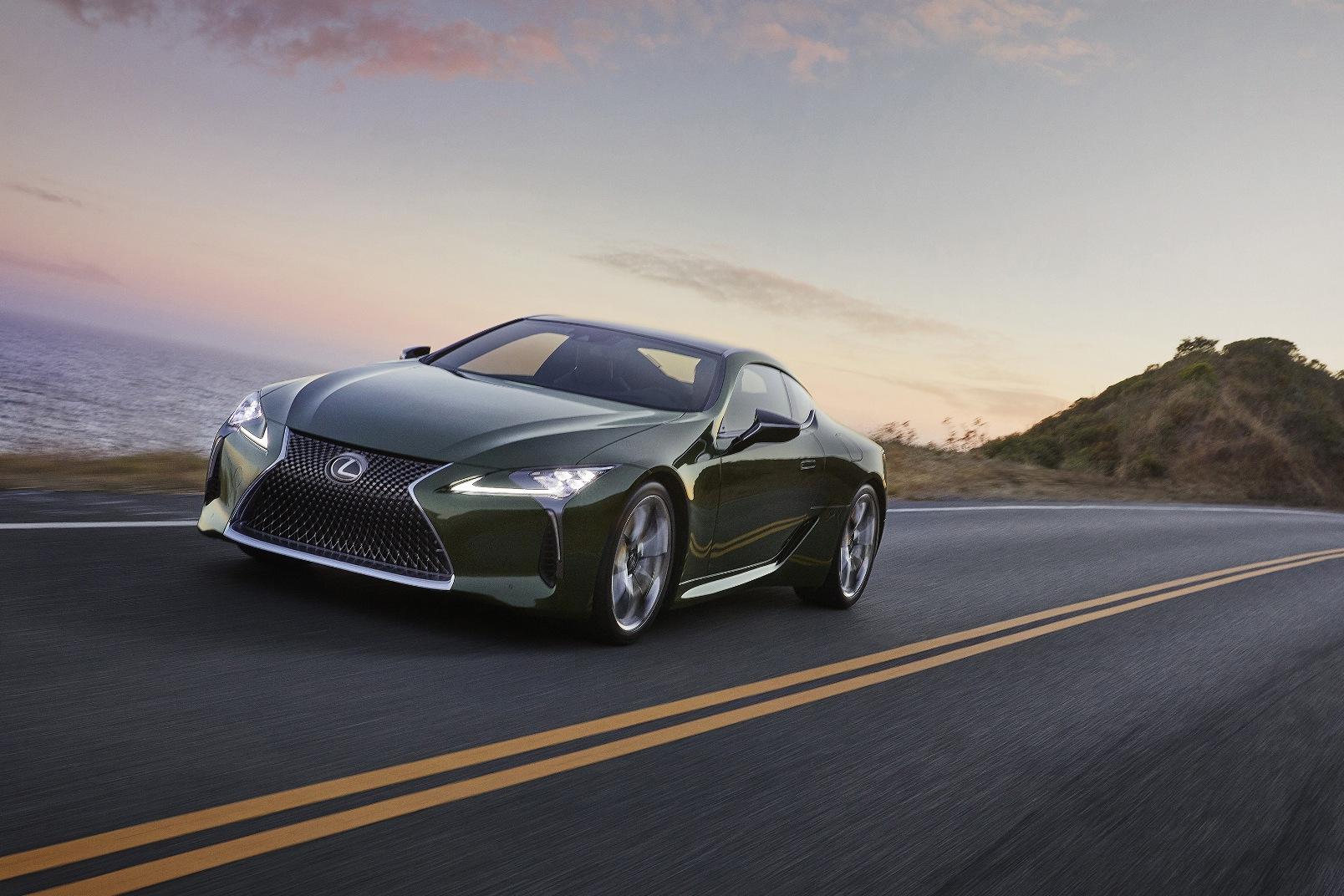 Lexus Lc 500h 2021 (2)