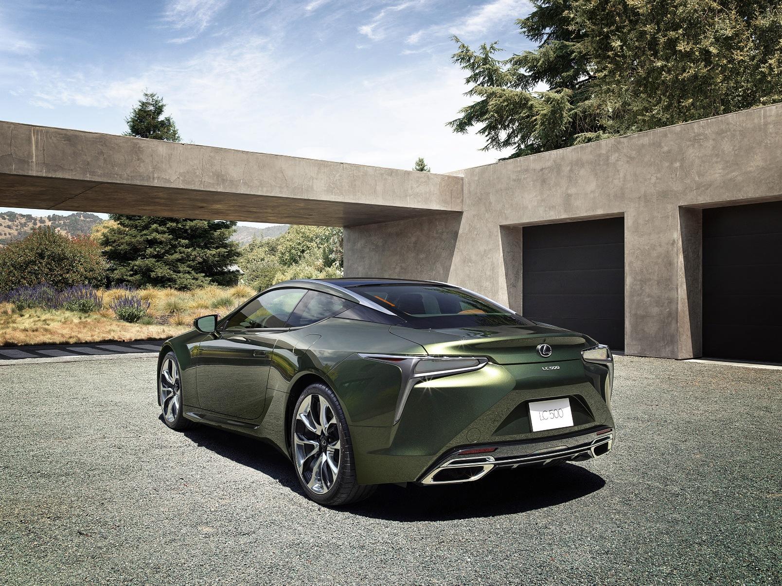 Lexus Lc 500h 2021 (6)