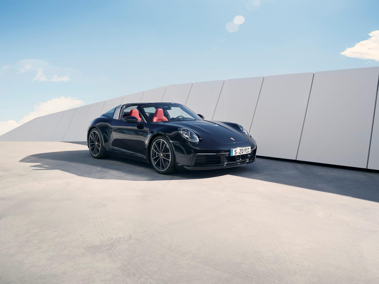 Porsche 911 Targa 2020 (5)