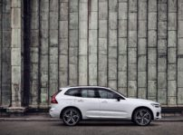 Xc60 Recharge R Design, In Crystal White Pearl