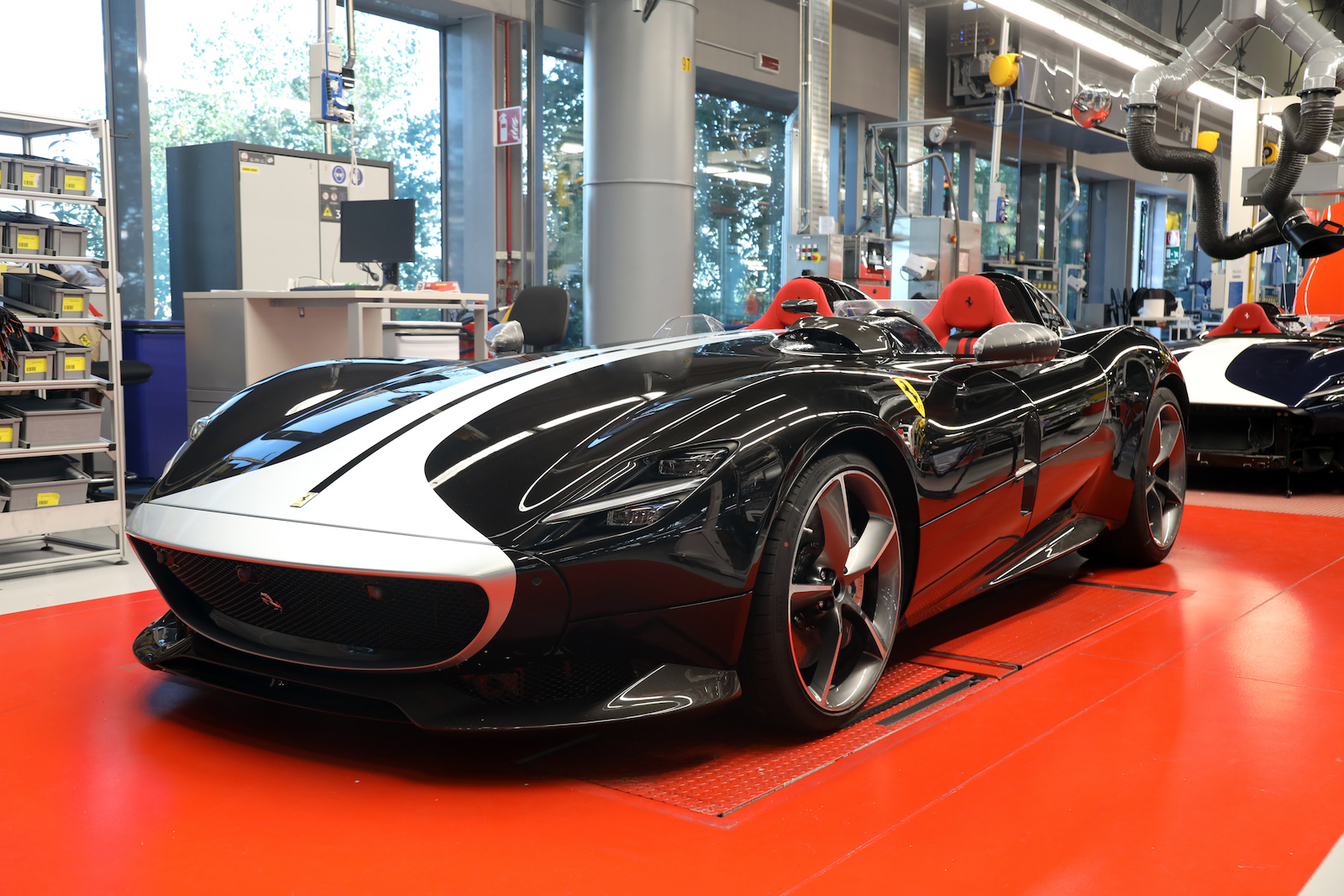 Ferrari Reanuda Produccion 3