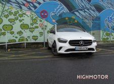 Mercedes Clase B 200d Prueba11