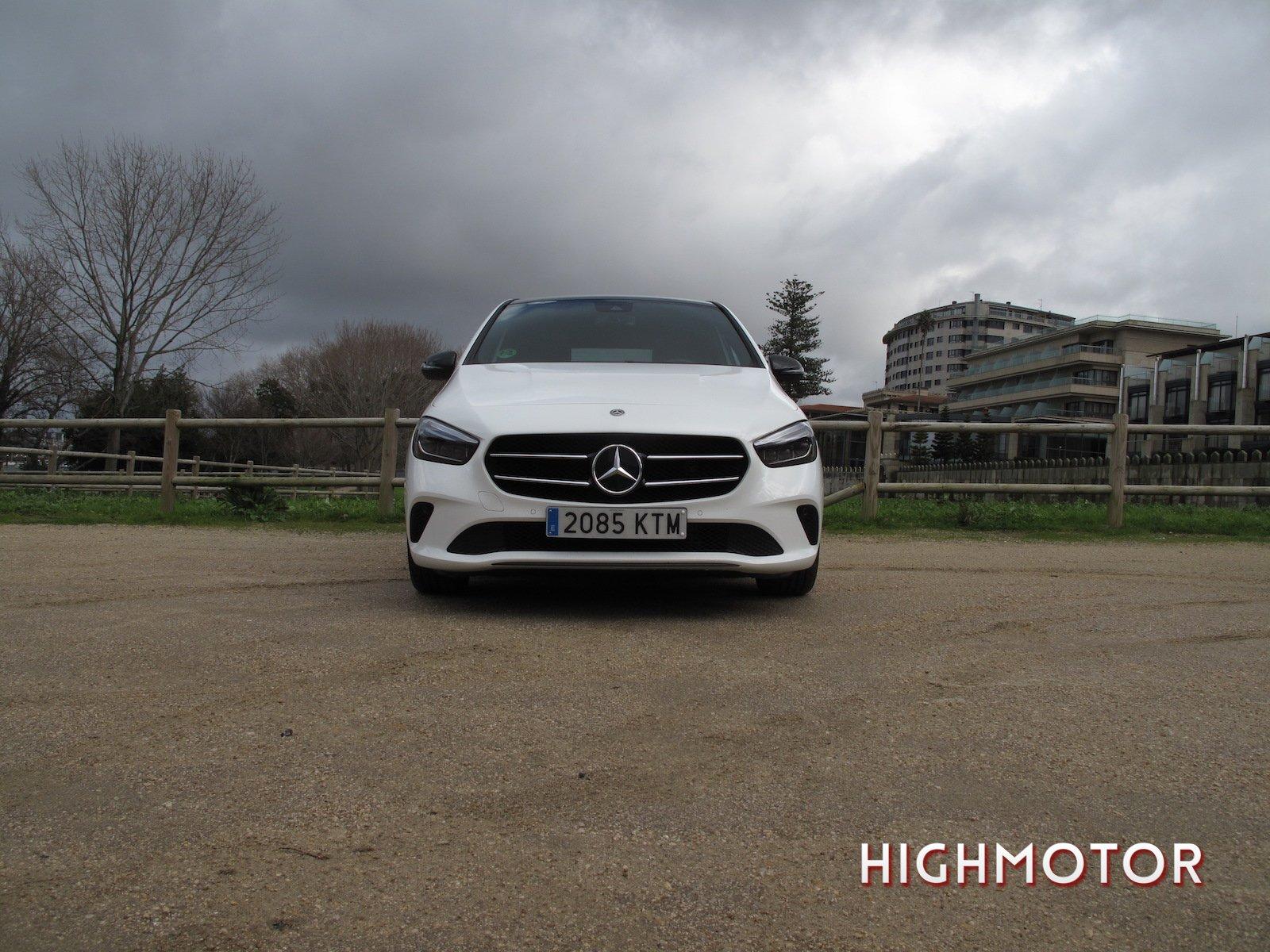 Mercedes Clase B 200d Prueba13