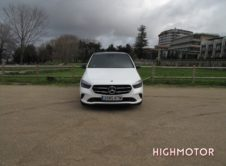 Mercedes Clase B 200d Prueba15