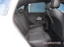 Mercedes Clase B 200d Prueba5
