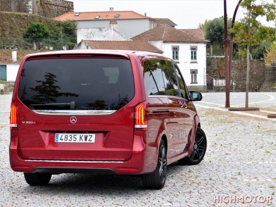 Mercedes Clase V 300d 015