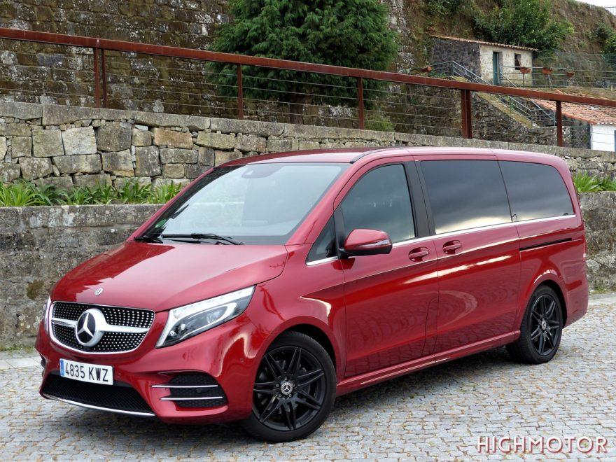 Mercedes Clase V 300d 018