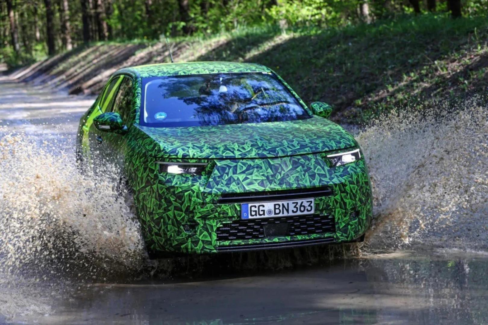 Opel Mokka 2021 Pruebas 1