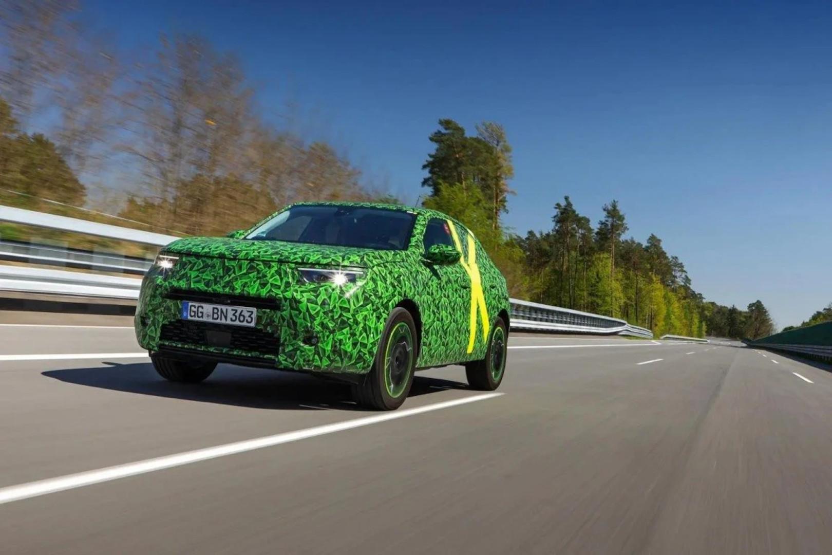 Opel Mokka 2021 Pruebas 2