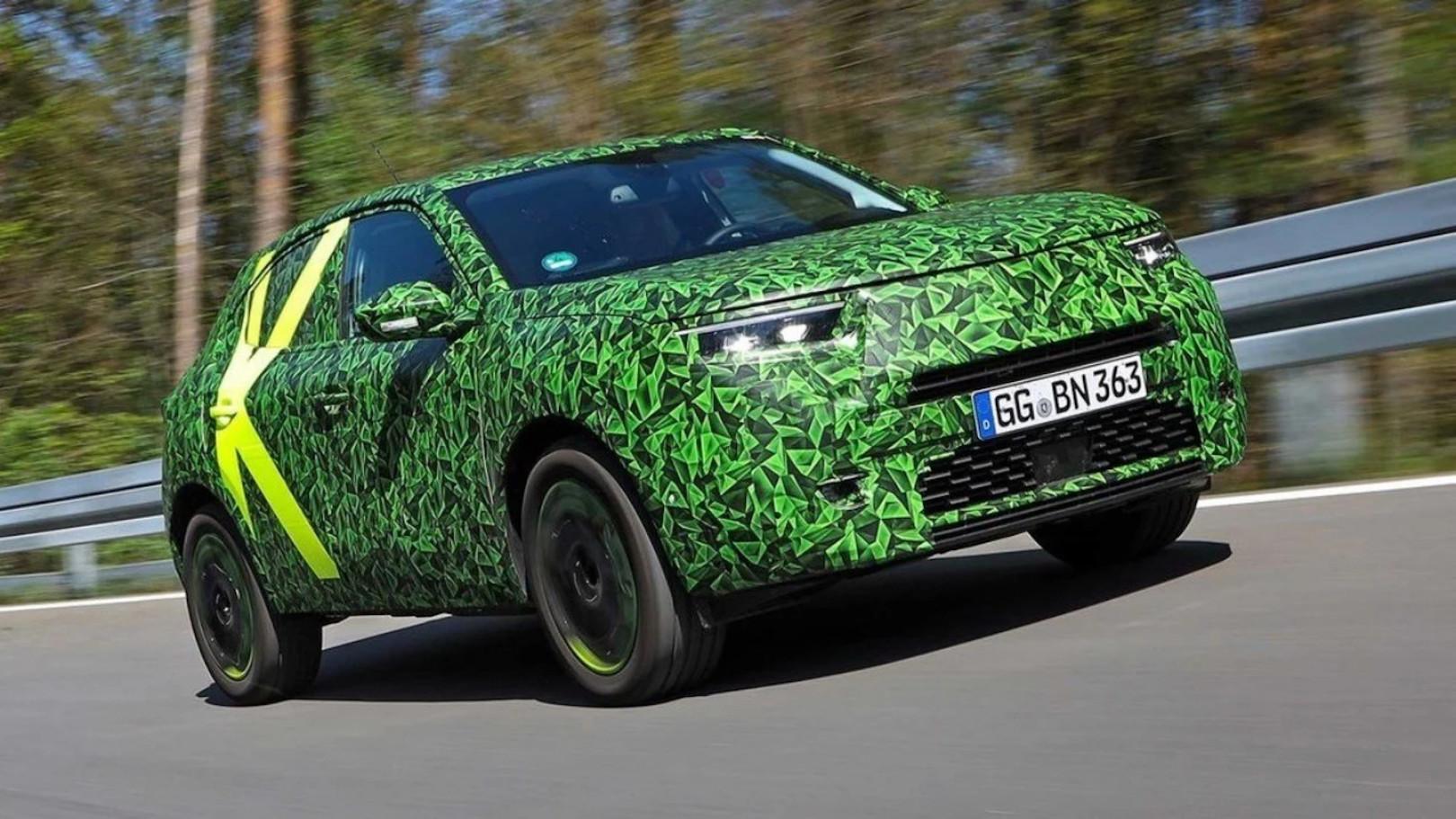 Opel Mokka 2021 Pruebas 3