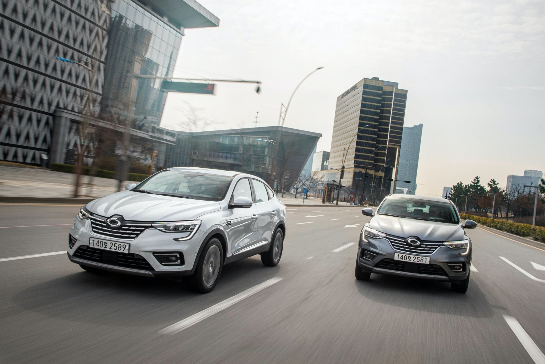 Renault Arkana 2021 Samsung