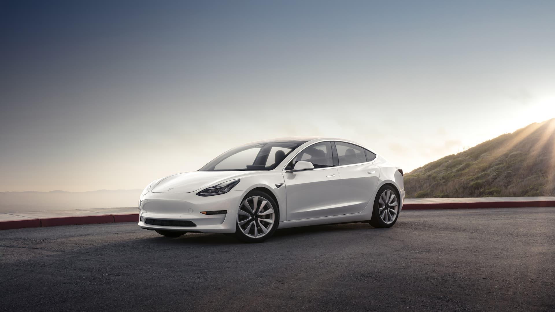 Tesla Model 3 Comparativa