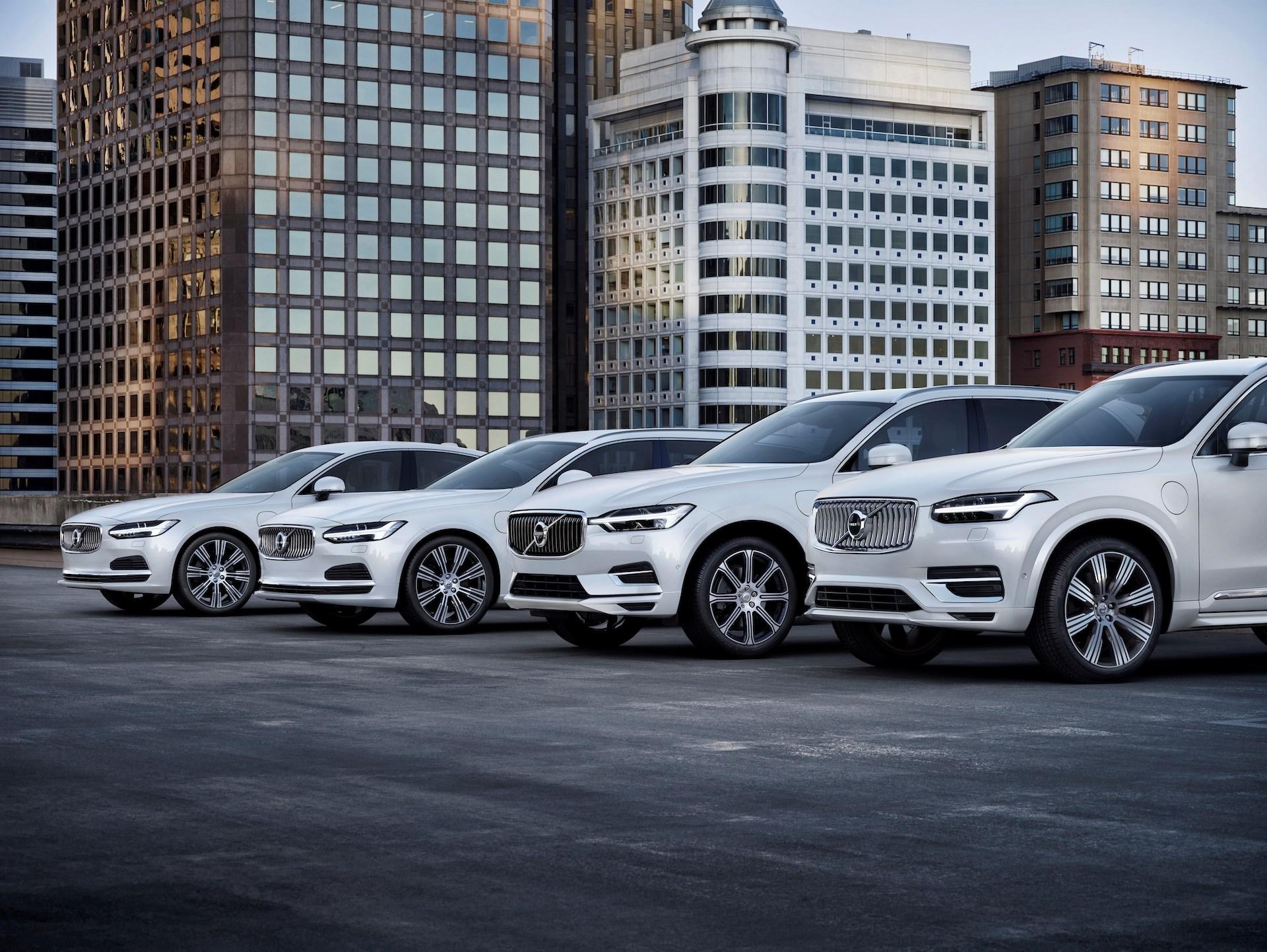 Volvo XC60 Recharge Plug In Hybrid
