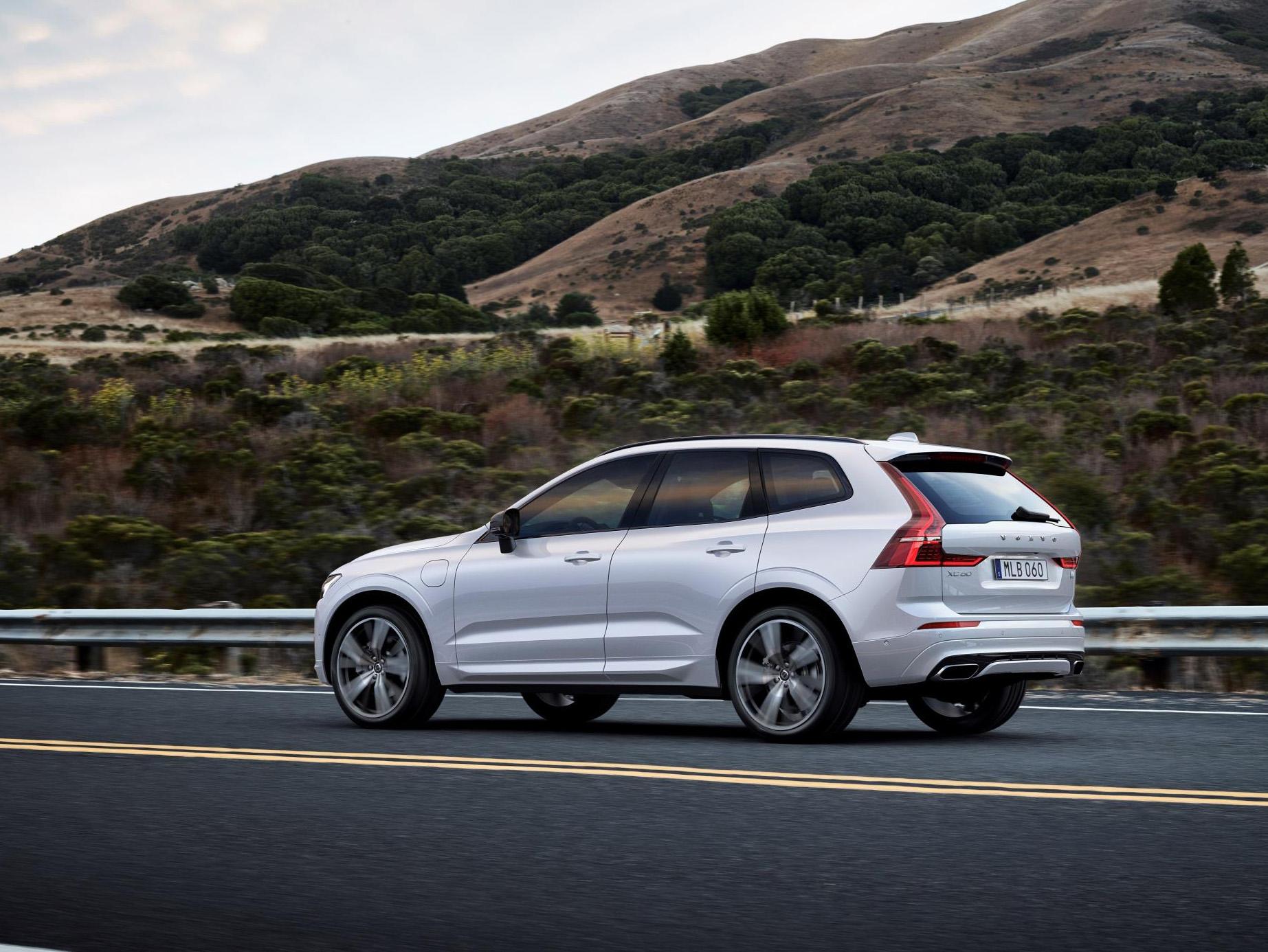 Volvo Xc60 Recharge 4