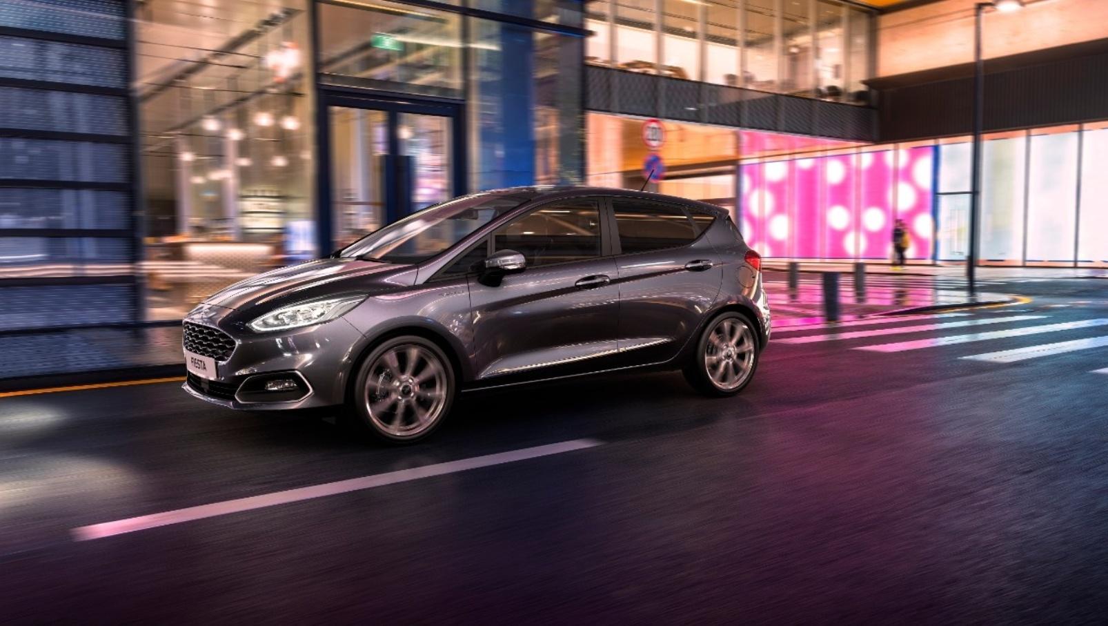 Ford Fiesta Mhev 2020 (1)