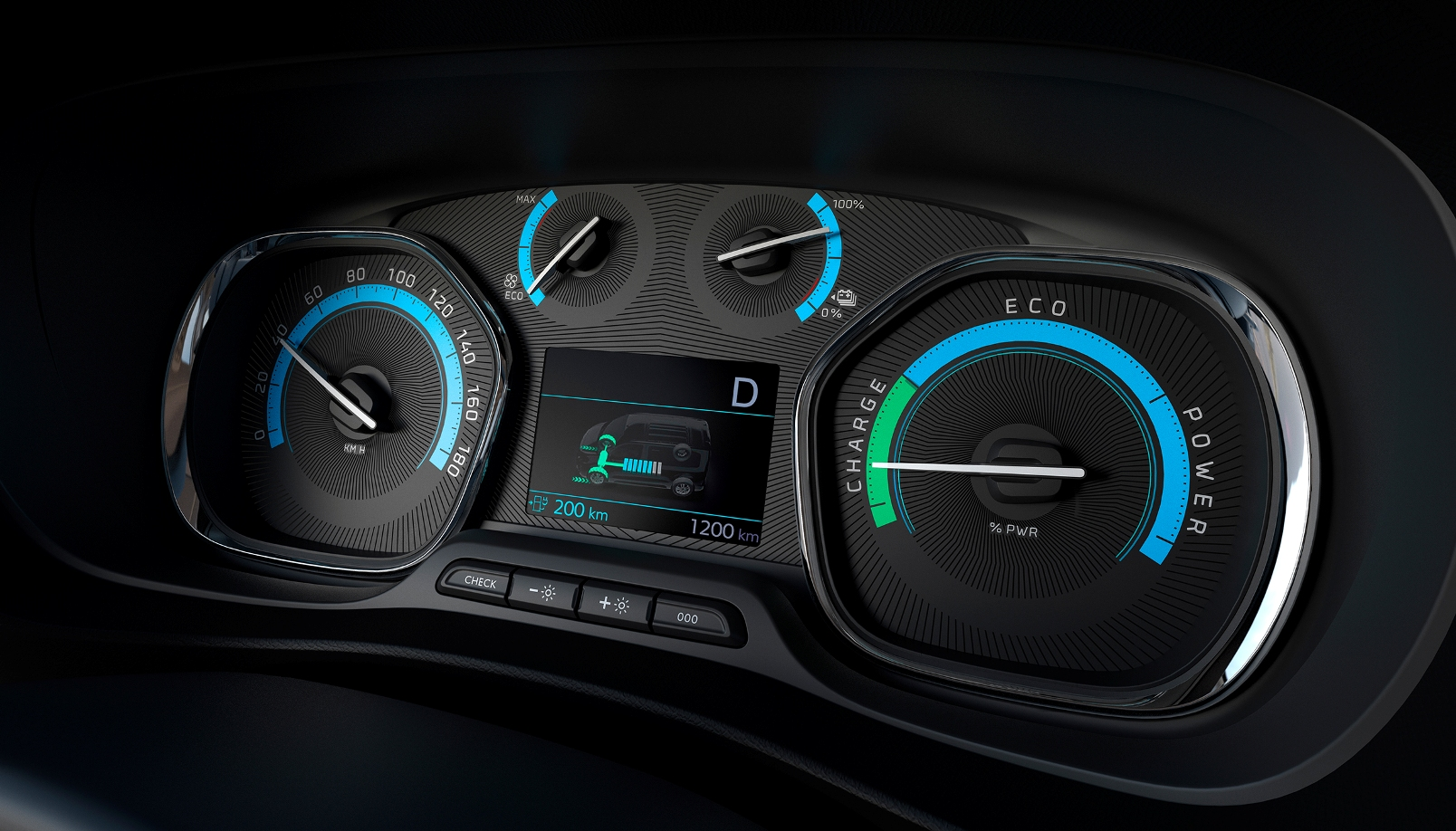 Peugeot E Traveller 2020 (6)