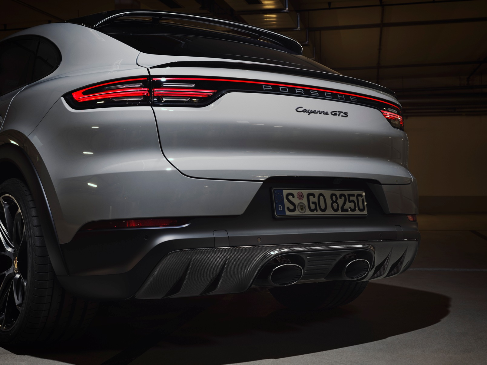 Porsche Cayenne Gts 2020 (5)