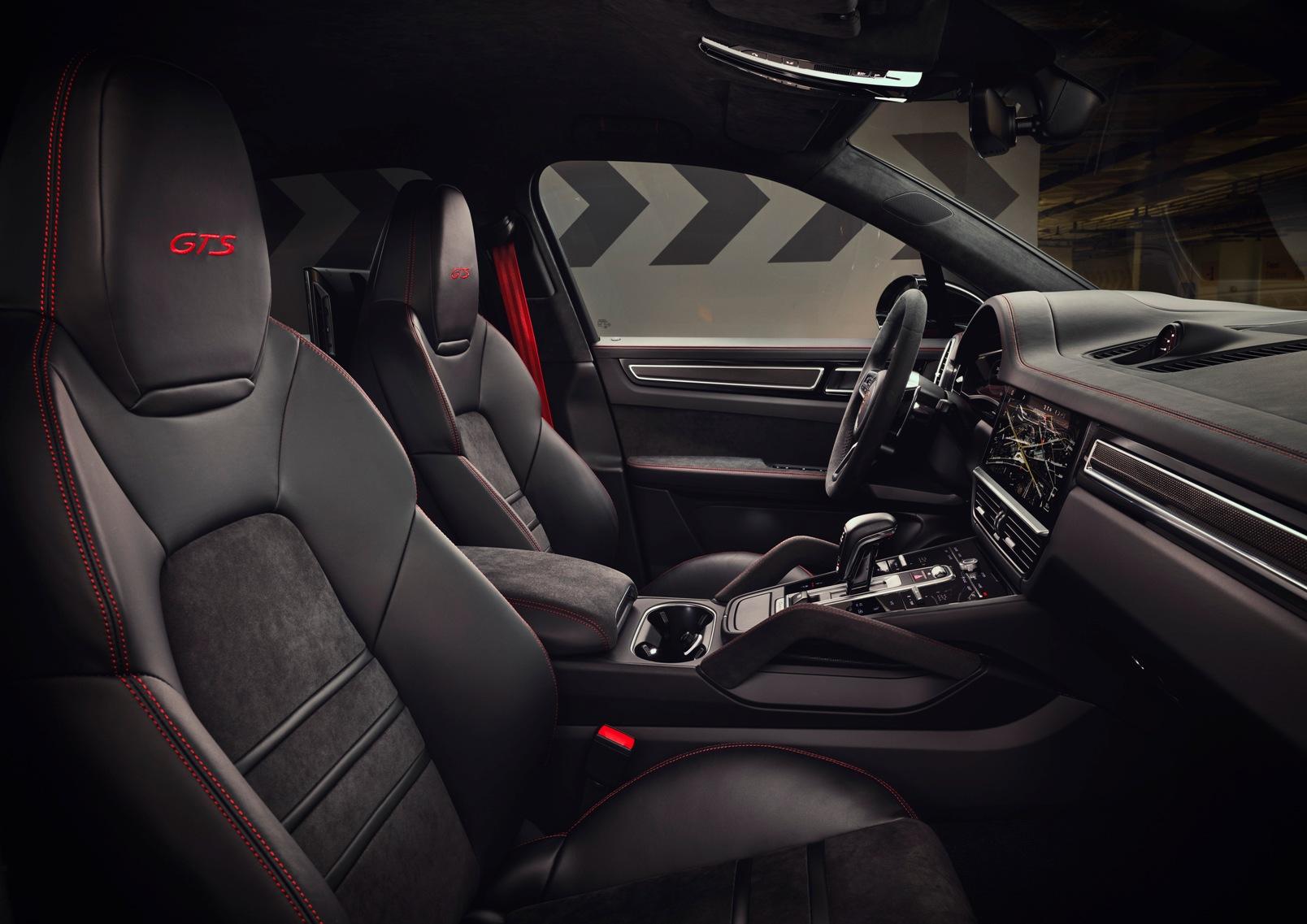 Porsche Cayenne Gts 2020 (7)
