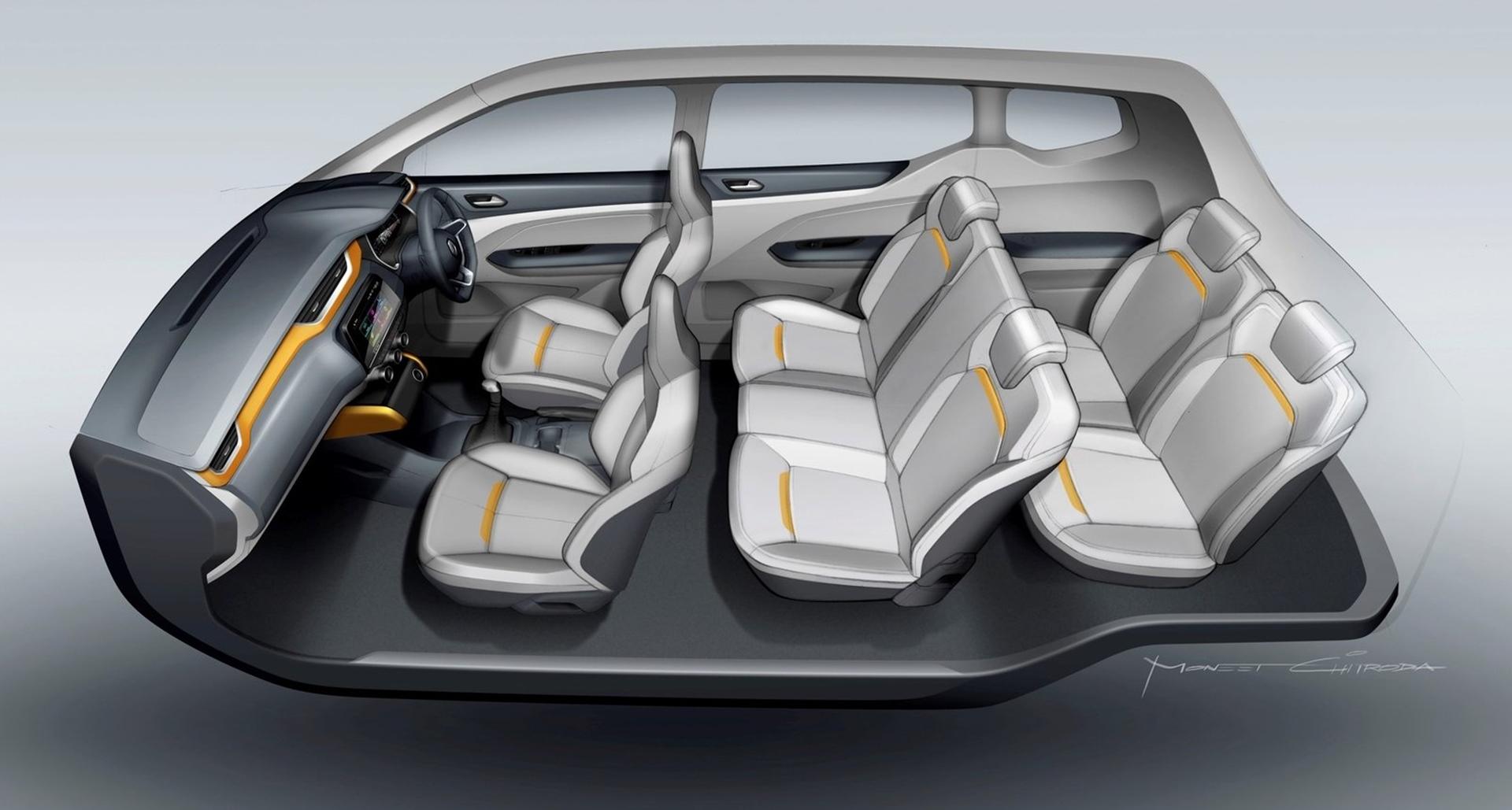 Renault Triber 2020 1600 32