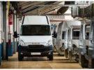 Alquiler de furgonetas en tiempo de crisis