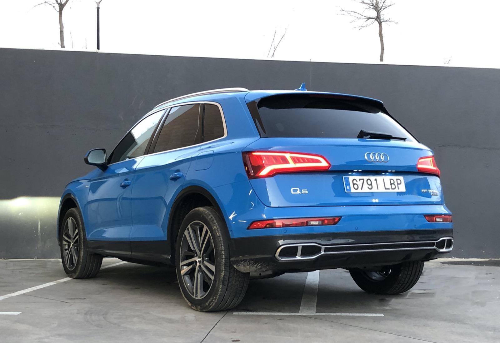 Audi Q5 Tfsie 50