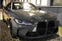 Los nuevos BMW M3 y M4 llegarán en septiembre y con cambio manual