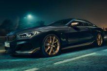BMW Serie 8 Golden Thunder: un nuevo acabado estético para el gigante alemán