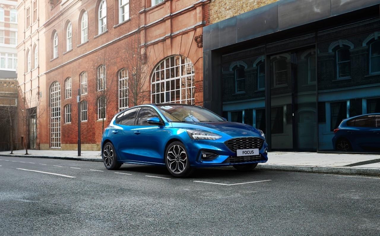 Ford Focus Mild Hybrid 01