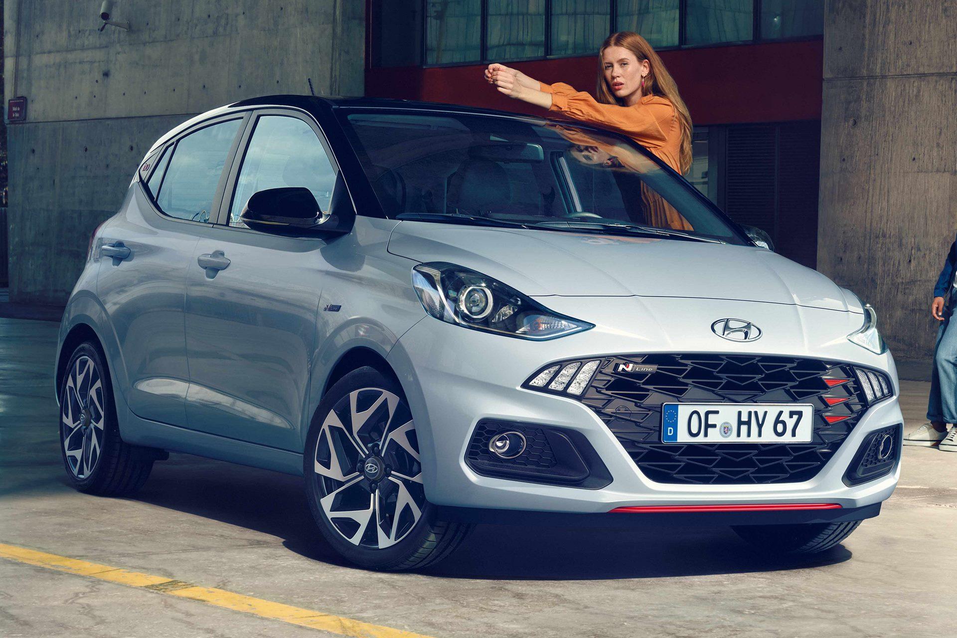 Hyundai I10 507