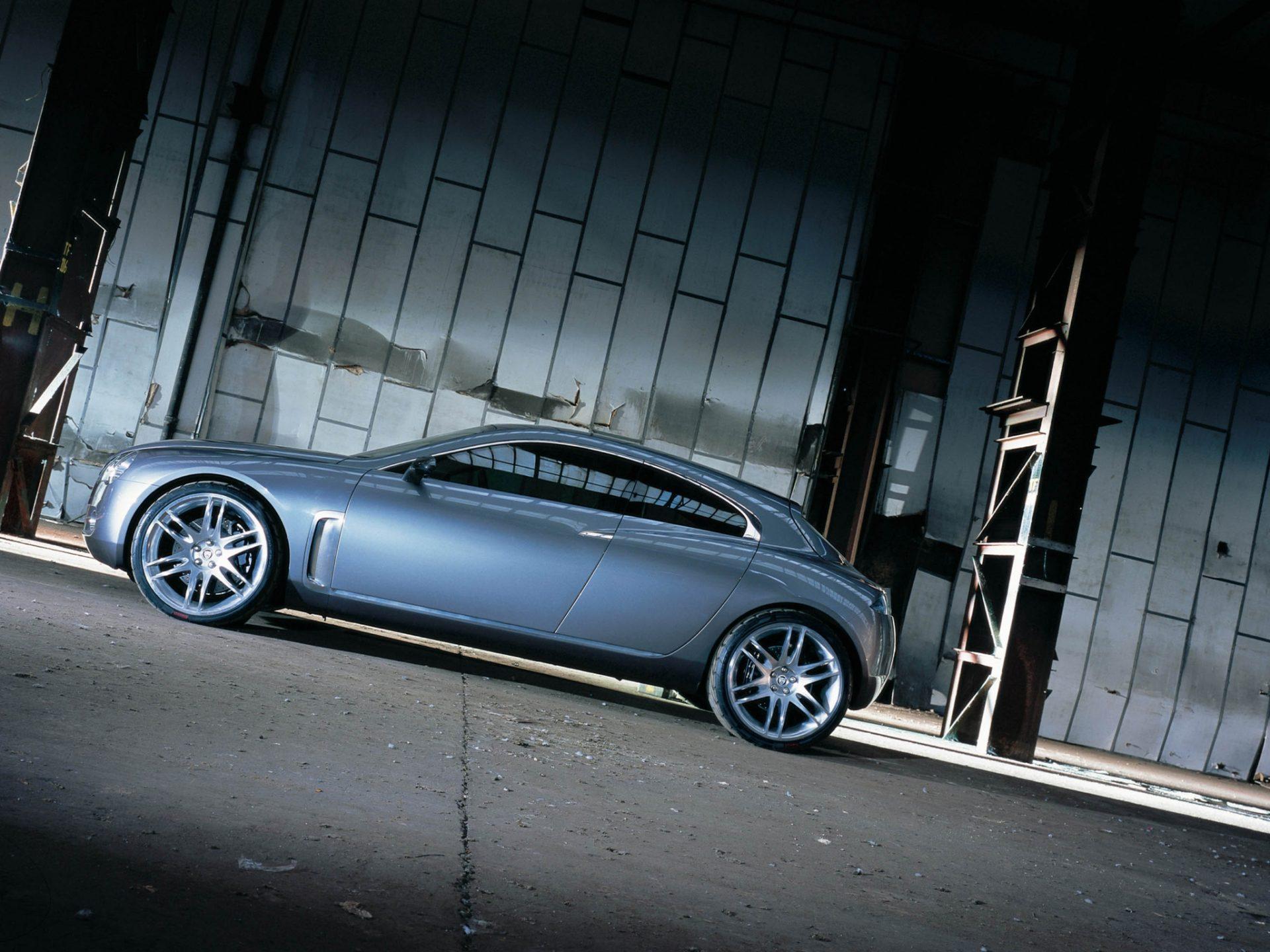 Jaguar R D6 Concept 1